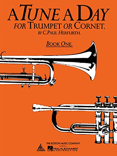 9780711915848: A Tune a Day: For Trumpet or Cornet, Book 1