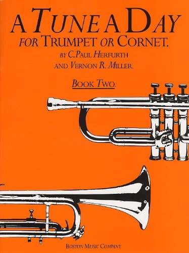 9780711915855: A Tune a Day for Trumpet or Cornet Book Two: 2