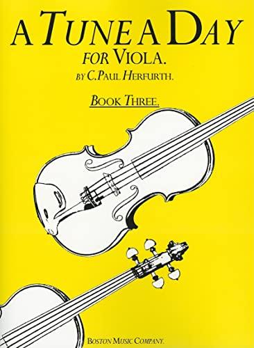 9780711915909: A Tune a Day: Viola, Book Three