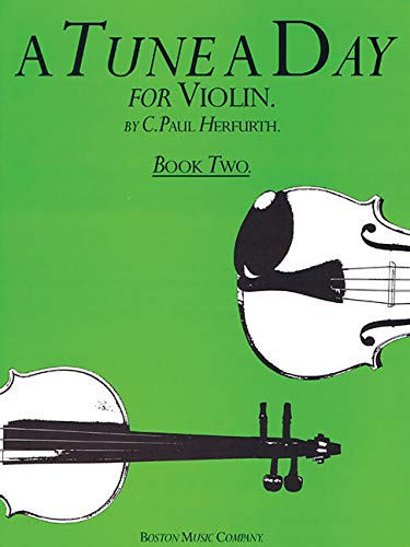 9780711915923: A Tune a Day for Violin: Book 2