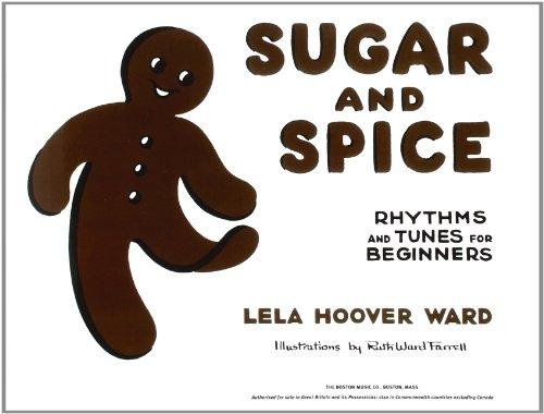 Sugar And Spice [Sheet music] Rhymes and: Lela Hoover Ward