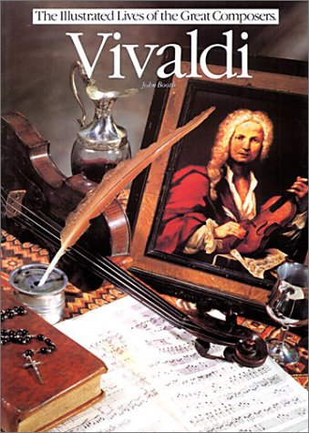 9780711917279: Vivaldi (Illustrated Lives of the Great Composers)