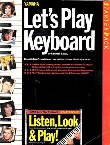 9780711918337: Yamaha Let's Play Keyboard Starter Pack