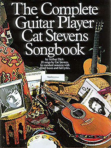 9780711918368: The Complete Guitar Player - Cat Stevens Songbook