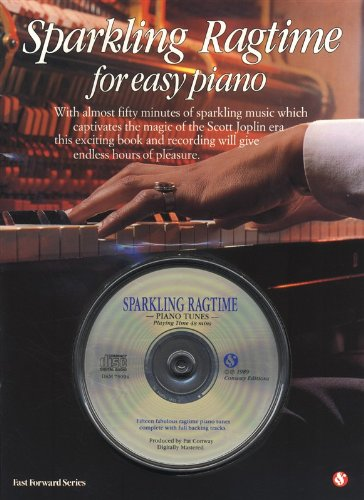 9780711918689: Sparkling Ragtime for Easy Piano Pf Book