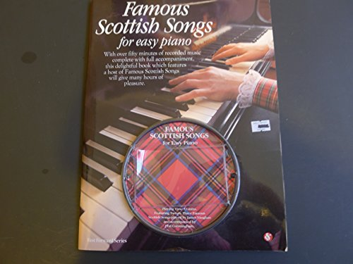 9780711918696: Famous Scottish Songs for Easy Piano