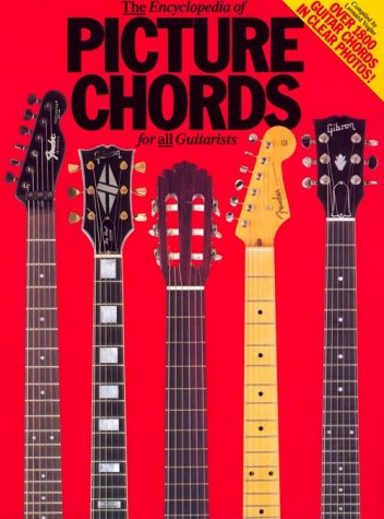 9780711919082: The Encyclopedia of Picture Chords for all Guitarists