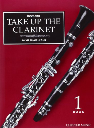 9780711919402: Take Up The Clarinet Book 1: Repertoire book one