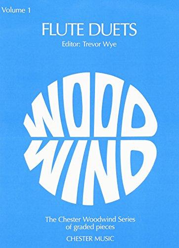 9780711919433: Trevor Wye: v. 1: Flute Duets
