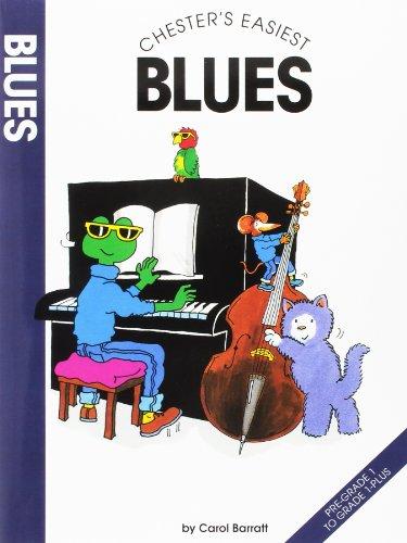 9780711919945: BARRATT CHESTERS EASIEST BLUES-PF
