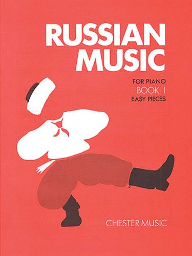 9780711920422: Russian Music for Piano - Book 1