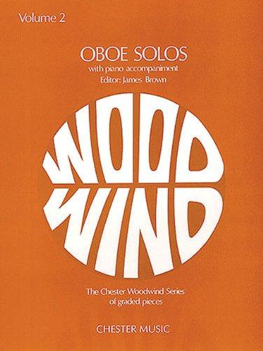9780711920460: Oboe Solos - Volume 2