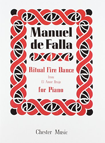 9780711920507: Manuel De Falla: Ritual Fire Dance From El Amor Brujo