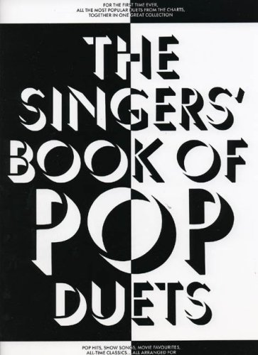 9780711920941: The Singers' Book of Pop Duets
