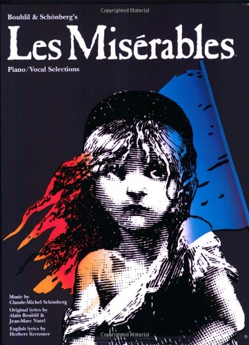 9780711921412: Les Miserables Vocal Selections: For Piano, Voice and Guitar: Vocal Score Pt. 1-2 (Music)