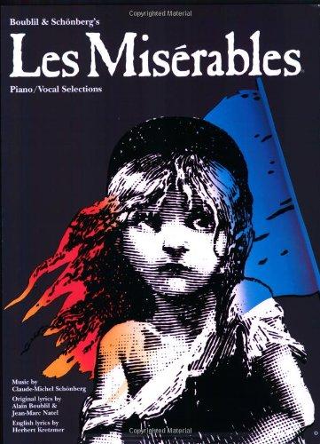9780711921412: Les Miserables Vocal Selections