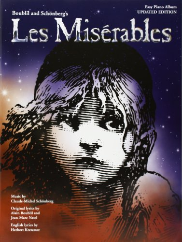 9780711921429: Les Miserables (Easy Piano)