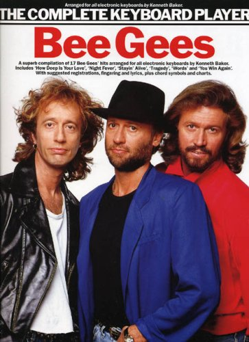 9780711921504: The Complete Keyboard Player: Bee Gees