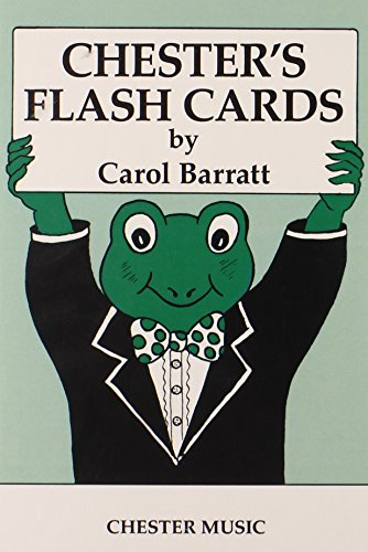 9780711921597: Barratt Chester's Flash Cards