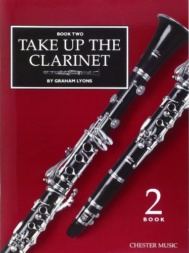 9780711921641: Take up the clarinet: Repertoire Book two OR Tutor Book 2 (Both have same ISBN)
