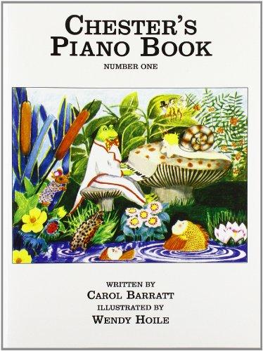 9780711921702: Carol Barratt: Chester's Piano Book Number One