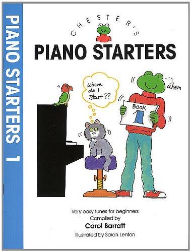 9780711922624: Chester's Piano Starters: v. 1
