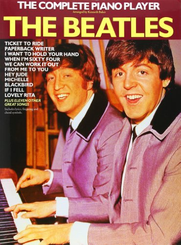 9780711922815: The Complete Piano Player: The Beatles
