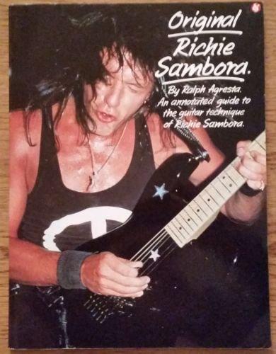 9780711923041: Original Richie Sambora: An annotated guide to the guitar technique of Richie Sambora
