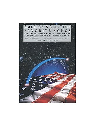 9780711923171: America's All-Time Favorite Songs