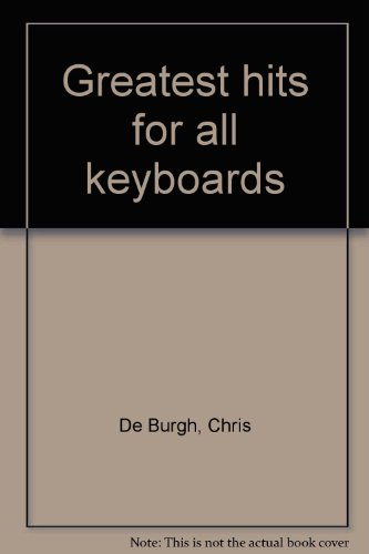 9780711924253: Greatest hits for all keyboards