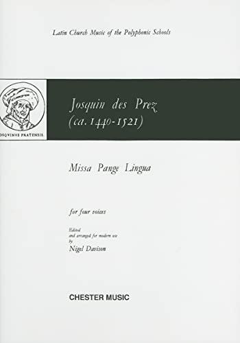 9780711924420: Missa Pange Lingua