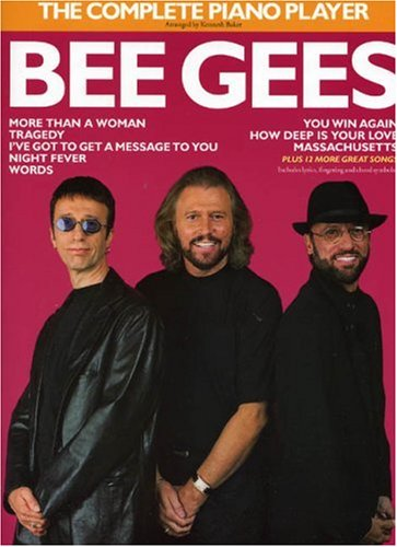 9780711924628: The Complete Piano Player: Bee Gees