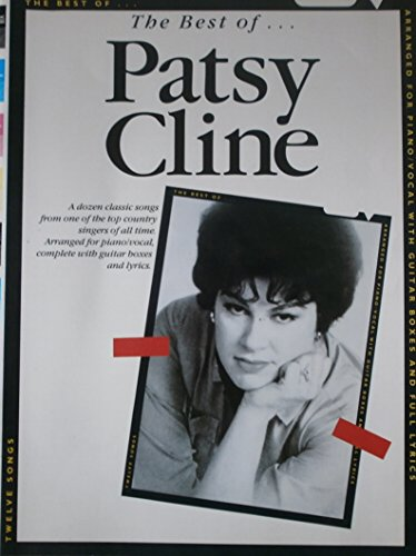 9780711924857: The Best of Patsy Cline: Twelve songs (Piano Vocal Guitar)