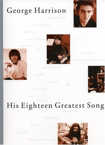 9780711925236: George Harrison: His 18 Greatest Hits
