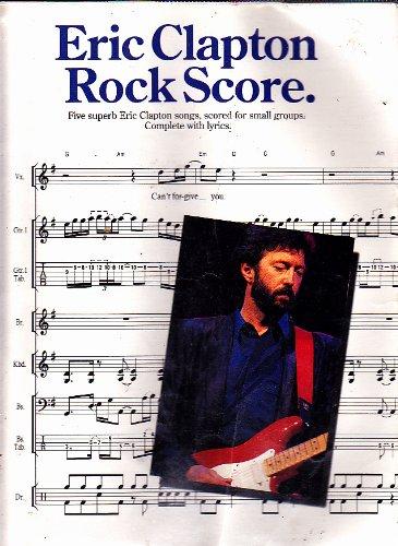 9780711925366: Eric Clapton rock score