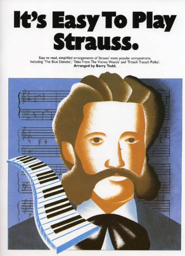 9780711925533: It's Easy to Play Strauss