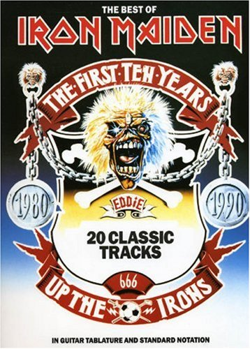 9780711925779: Best of Iron Maiden