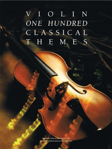 9780711925878: Violin One Hundred Classical Themes
