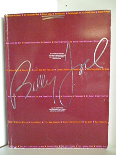 9780711925908: The Billy Joel anthology