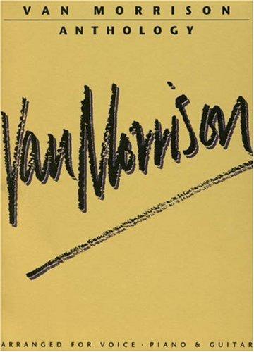 9780711925922: Van Morrison -- Anthology: Piano/Vocal/Chords