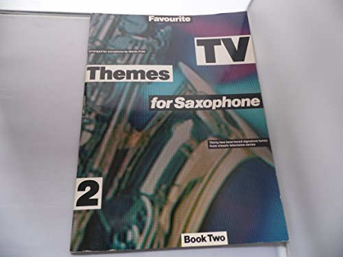 9780711926011: Favourite TV themes: For saxophone