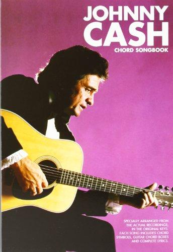 9780711926271: Johnny Cash Chord Songbook Lyrics and Chords Book