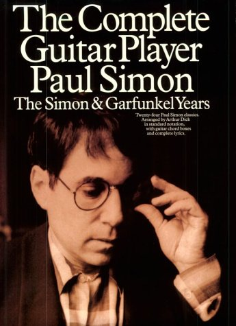 9780711926554: The Complete Guitar Player Paul Simon Songbook (The Complete Guitar Player Series , No 2)