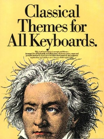 Classical Themes For All Keyboards (Album): Noten,: Various: