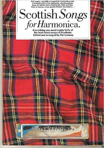 9780711927919: Scottish Songs for Harmonica