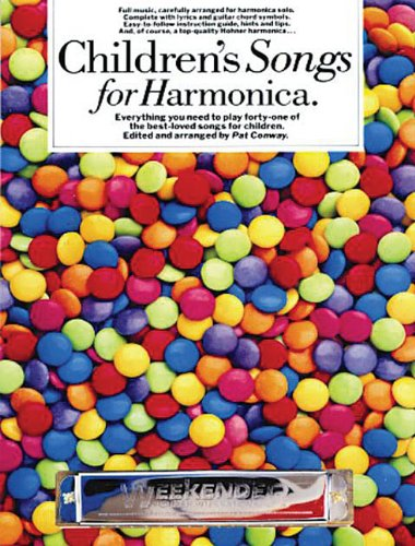 Children's Songs for Harmonica: Pat Conway