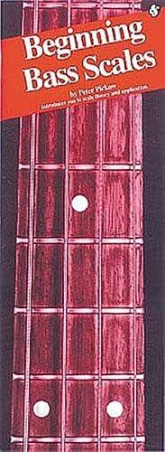 9780711928640: Beginning Bass Scales