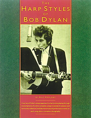 9780711928671: The Harp Styles of Bob Dylan