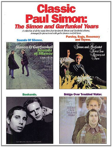 9780711928718: Classic Paul Simon: The Simon And Garfunkel Years