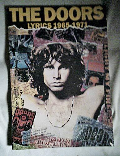 9780711928947: Doors: Lyrics 1965-1971